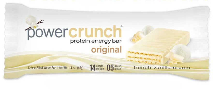 Power Crunch protien energy wafer