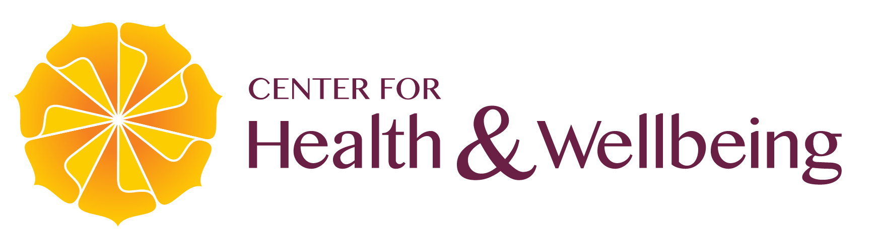 Center for Health and Wellbeing logo